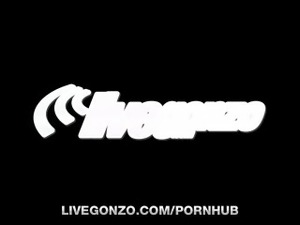 Anal Latina Live on LiveGonzo