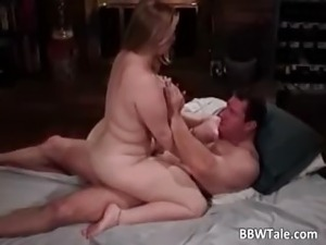 Chubby wife cheating her husband part3
